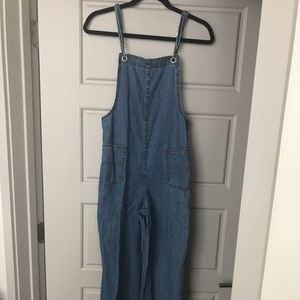 Got and the Gang overalls Size Small